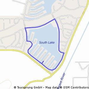 Helendale around South Lake