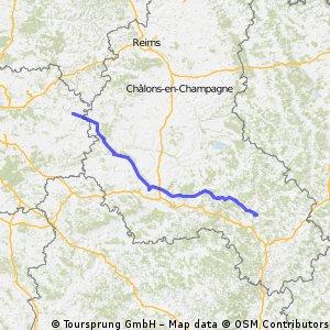 Gallia Etappe 3