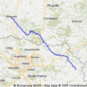 Gallia Etappe 4