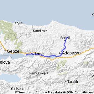 2011.08.06- Do Turcji- dzień 22