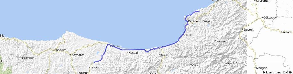 2011.08.07- Do Turcji- dzień 23