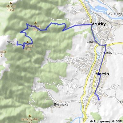 Casovka - Martinske Hole