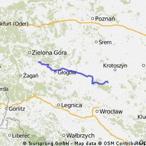Milicz - Nowa Sól