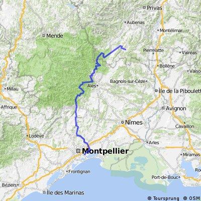 2011_1 Montpellier Vallon Pont d'Arc