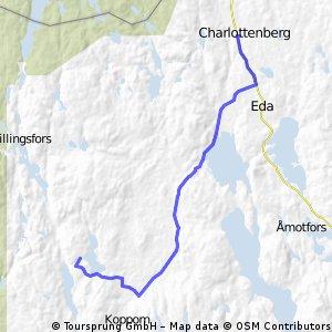 Värmland 4. Etappe