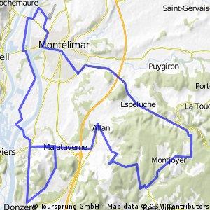 Ancone colombier montagnette