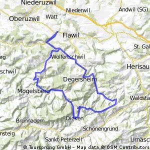 Tour 3 Nassau Dicken Schwellbrunn Dergersh