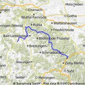 Oberhof-Kaltenborn