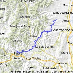 Tarare-St Julien