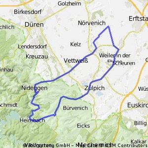 Nörvenich-Heimbach CLONED FROM ROUTE 925292