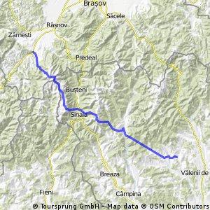 8. & 9. Tag - Mountainbike Reise durch die rumänischen Karpaten >>> http://www.kette-rechts-reisen.de