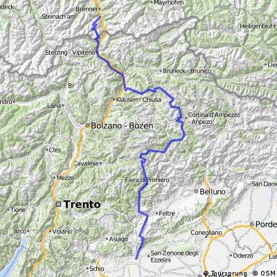 Steinach - Bassano del Grappa