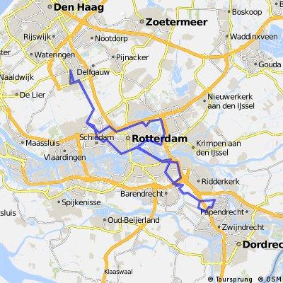Hendrik Ido Ambacht--Rotterdam--Delft