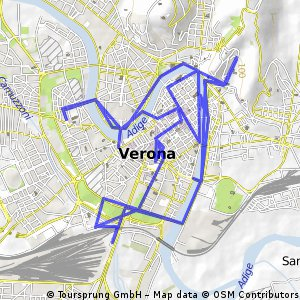 Landeck-Verona_9.Tag_Stadt Verona