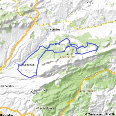 Trofeo Atalaya Deifontes - GR042 02/04/06