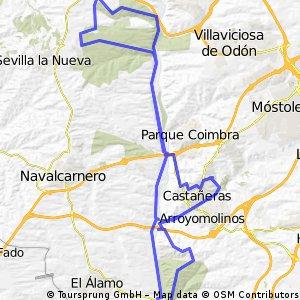 Arroyomolinos-Sevilla la Nueva