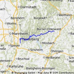 16. Heidelberg (D) - Altheim (D)