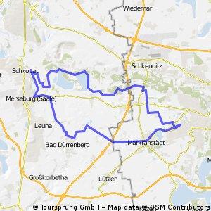 Merseburg-Luppemündung