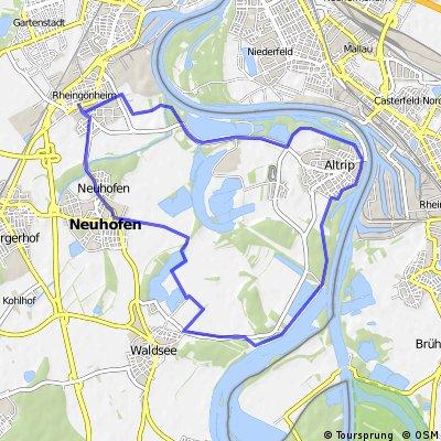 Rheingönheim-Altrip-Neuhofen-Rheingönheim