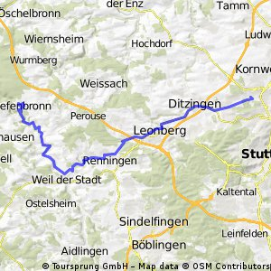 Stuttgart Tiefenbronn