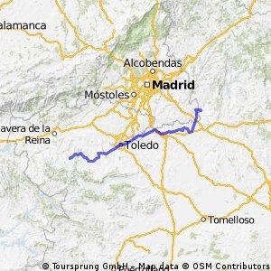 Los Navalmorales - Algarga