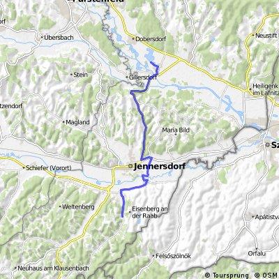 Triathlon Königsdorf Radstrecke 1. Teil
