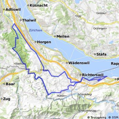 Horgenberg - Albishorn