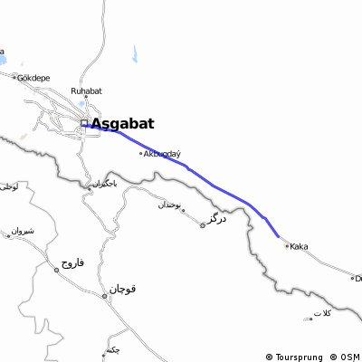 Ashgabat - Kaahka