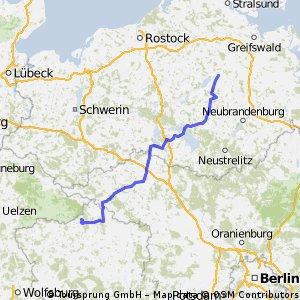 64. 4 Bezirke/ Ivenack, VThRF 10