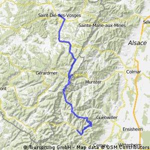 France 2009; 3. Etappe; St-Die-des-Vosges  -  Moosch