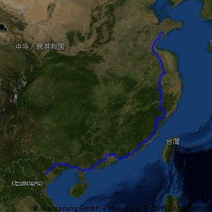 Hanoi - 青島