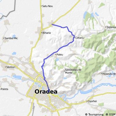 Oradea Cauaceu