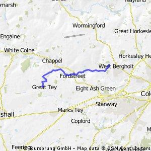 Essex Way: Stage 6