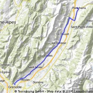 Grenoble - Pontcharra