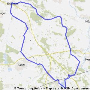 Tour 1- Tus Eicklingen