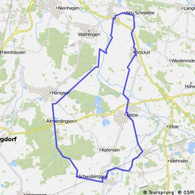 Tour 4 - Tus Eicklingen