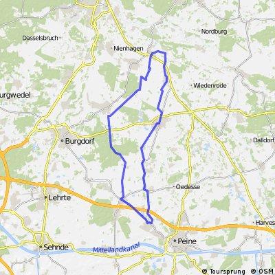 Tour 5 - Tus Eicklingen