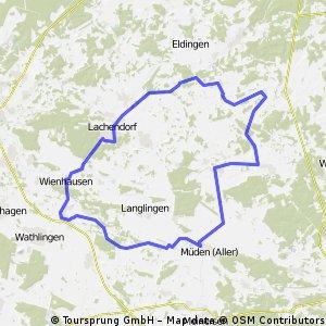 Tour 7 - Tus Eicklingen