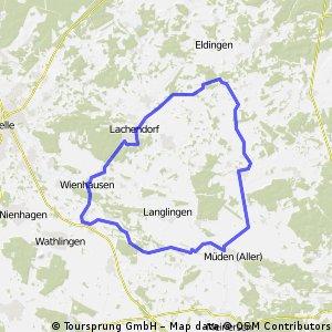 Tour 8 - Tus Eicklingen