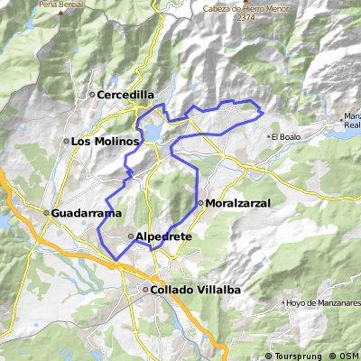 Caminos de la Sierra con Rutas Trankilas