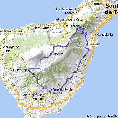 Arico - PN del Teide - Arico