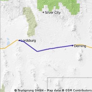 Deming, NM - Lordsburg, NM
