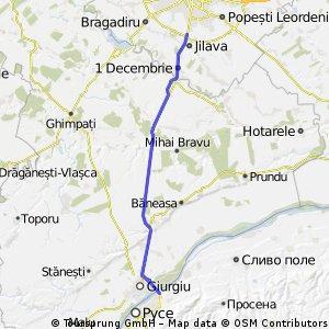Bucuresti -Ruse