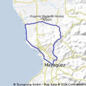 ruta paseo mayaguez