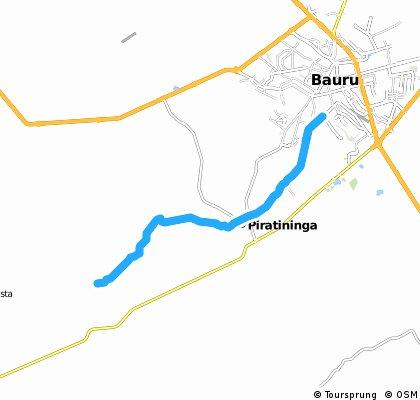 BAURU BRASILIA PTA