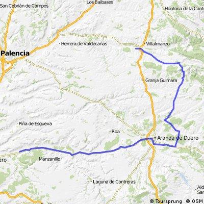 Lerma - Quintanilla de Onésimo