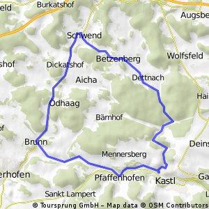 2011 Runde um Kastl/Oberpfalz