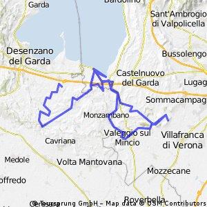 Il Garda da S.Martino a Custoza CLONED FROM ROUTE 341914
