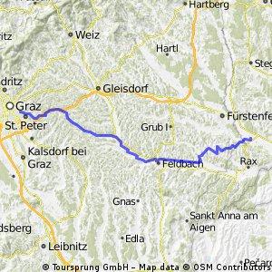 Graz - Königsdorf (Bgld)