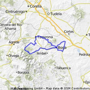 Magallón - Moncayo - El Buste